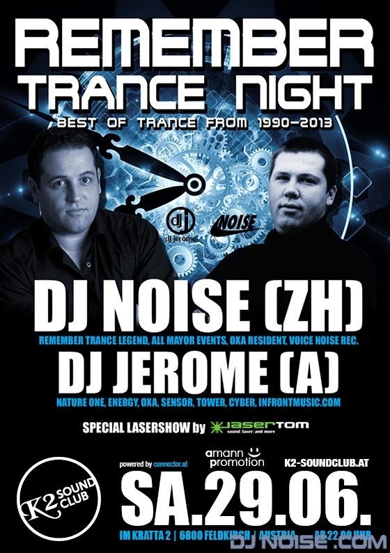 2013.06.29 Remember Trance Night