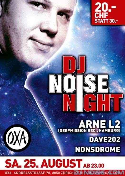 2012.08.25 Noisenight