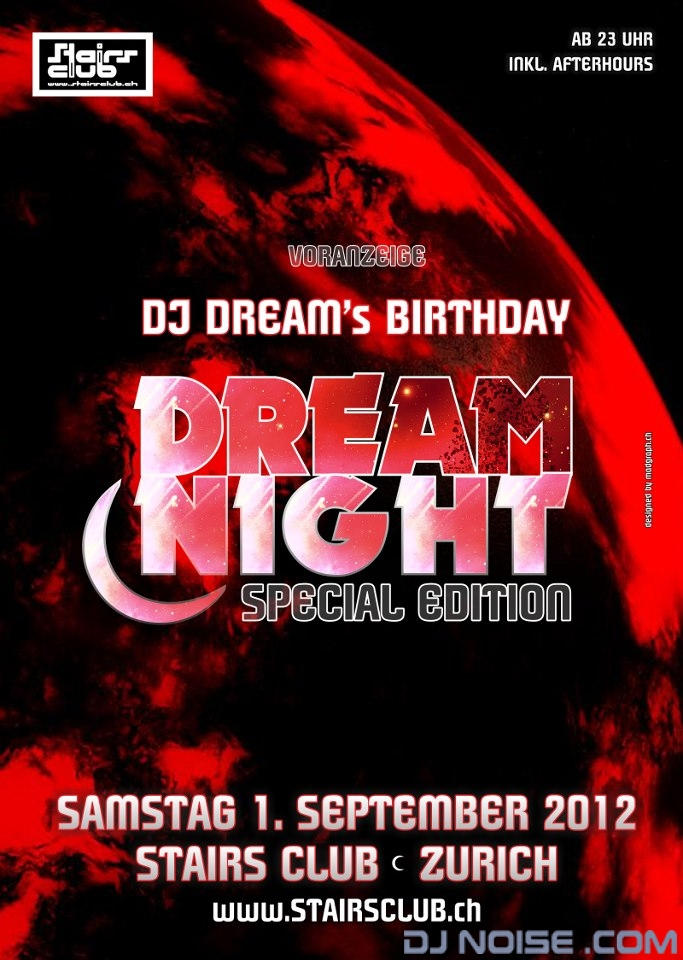 2012.09.01 Dreams Bday