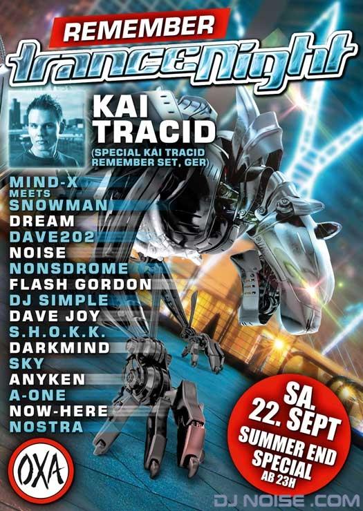 2012.09.22 Trancenight A