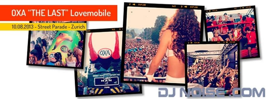 2013.08.10 Oxa Lovemobile