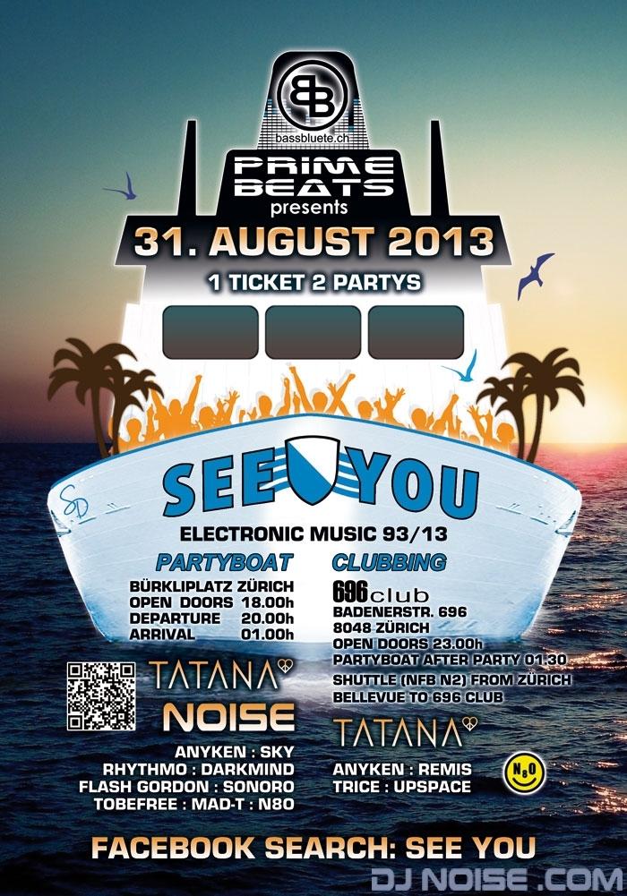 2013.08.31 SeeYou Plakat