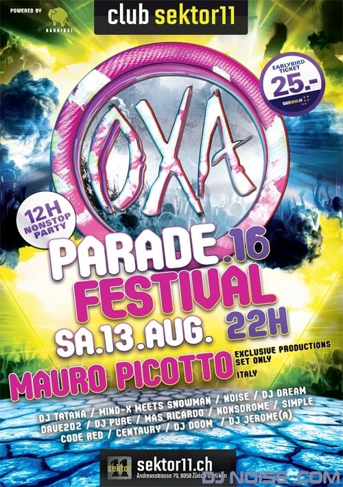 2016.08.13 OXA Parade Sektor11