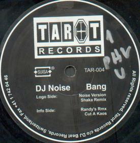 DJ Noise - Bang