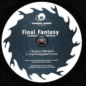 Final Fantasy - Control your Fantasy (DJ Noise Remixes)