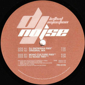DJ Noise - Lethal Injection Remixes